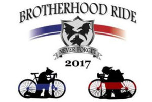 Texas Brotherhood Ride 2017 - Never Forget