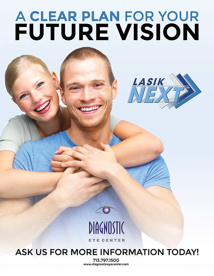 LASIK Next Vision Plan