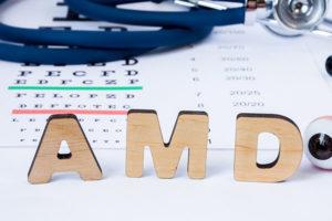 AMD age related macular degeneration