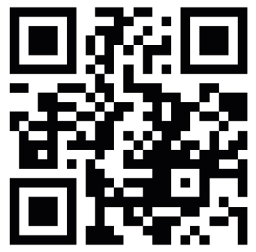 Scannable QR code to access online cataract videos