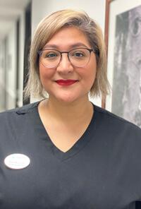 Liz Guzman, COA